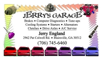 Custom Full Color Business Cards | Blairsville, Young Harris, Hiawassee, Blue Ridge, Atlanta, GA