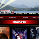 Web Site Design and Development | Cinema | Family Entertainment | Hiawassee, GA