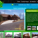 Web Site Design and Development | Green Builder | Blairsville, GA