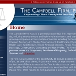 Web Site Design and Development | Law Office | New York, NY