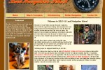 Outdoor activity, land navigation school, website, web site, web design, blairsville, ga